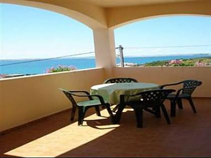 A3(4+1): covered terrace - 2525 A3(4+1) - Rtina - Rtina - rentals