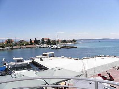 A1(2+2): sea view - 2609 A1(2+2) - Poljana - Poljana - rentals