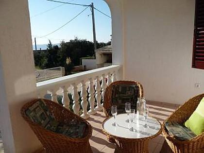 SA2(2+2): terrace - 2613 SA2(2+2) - Muline - Muline - rentals