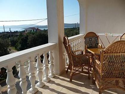 SA4(2+2): terrace - 2613 SA4(2+2) - Muline - Muline - rentals