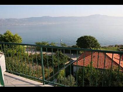 sea view (house and surroundings) - 2908  A2 Kat (4+2) - Slatine - Slatine - rentals