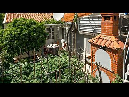 courtyard (house and surroundings) - 2955  A1(4+2) - Dubrovnik - Dubrovnik - rentals