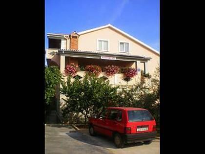parking (house and surroundings) - 3040 A1 mali(2+2) - Bibinje - Bibinje - rentals