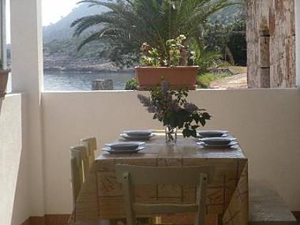 A3(4): garden terrace - 3099 A3(4) - Cove Zarace (Gdinj) - Pokrivenik - rentals