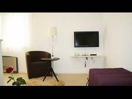 A3(3): living room - 3235 A3(3) - Splitska - Splitska - rentals