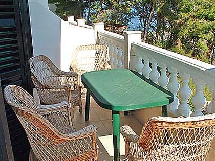 A3(5): covered terrace - 01103ZAVA  A3(5) - Zavala - Zavala - rentals