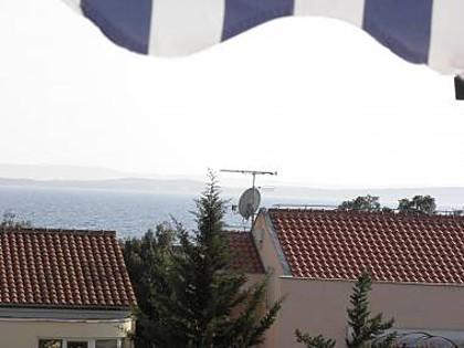 A6(2+2): terrace view - 3403 A6(2+2) - Petrcane - Petrcane - rentals