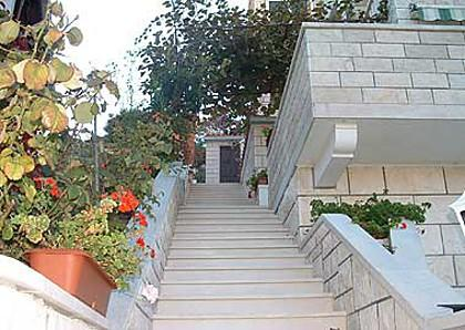 staircase (house and surroundings) - 01201POST A1(4) - Postira - Postira - rentals