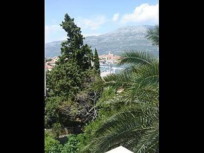 A2(2+1): view - 03014KORC A2(2+1) - Korcula - Korcula - rentals