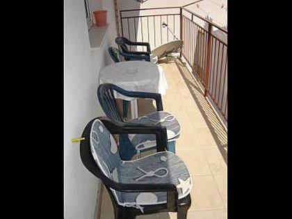 A2 Ivano(4): terrace - 4397  A2 Ivano(4) - Primosten - Primosten - rentals