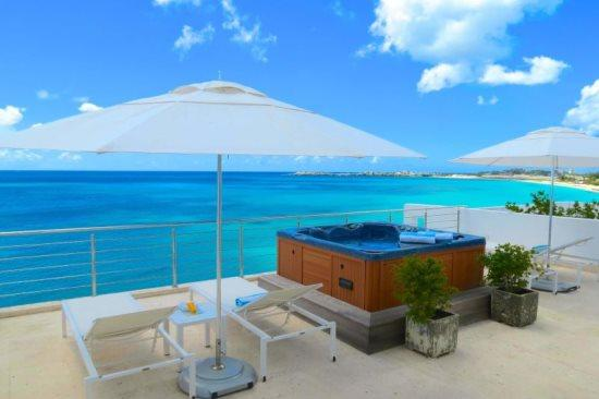 Penthouse Luxury Condo- Simpson Bay - Image 1 - United States - rentals