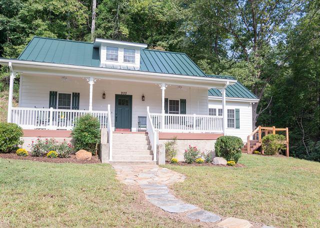 Jarrett Creek Cottage - Image 1 - Old Fort - rentals