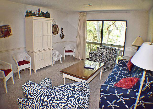 Surf Court 7 - Forest Beach Townhouse - Image 1 - Hilton Head - rentals