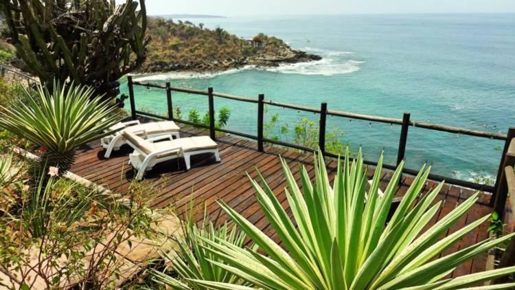 3 BR Home with stunning ocean views - Image 1 - Puerto Escondido - rentals