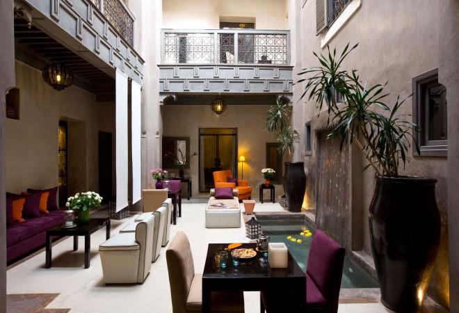 Riad Dar Alca - Image 1 - Marrakech - rentals