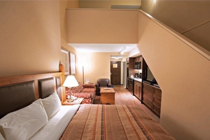 Blackcomb Lodge - Studio Loft - Image 1 - Whistler - rentals