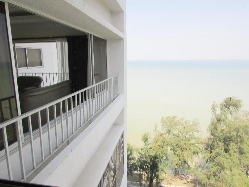 Living hall view from master bedroom - 3 bedrooms Apartment @ Georgetown, Penang Island - Georgetown - rentals