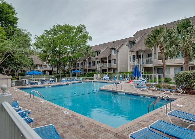 Courtside 113 - Forest Beach Townhouse - Image 1 - Hilton Head - rentals