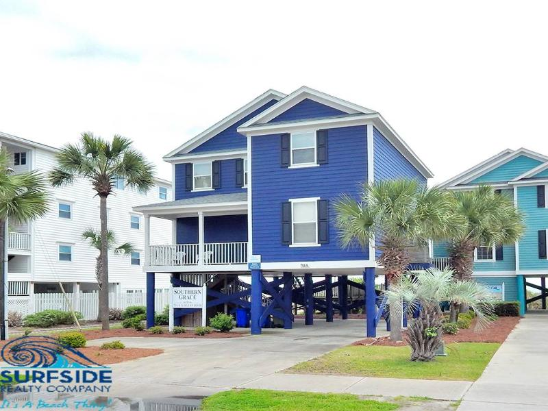 Southern Grace - Image 1 - Surfside Beach - rentals