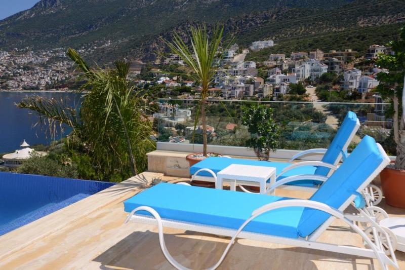 Mavi Su Villa (1) - Image 1 - Kalkan - rentals