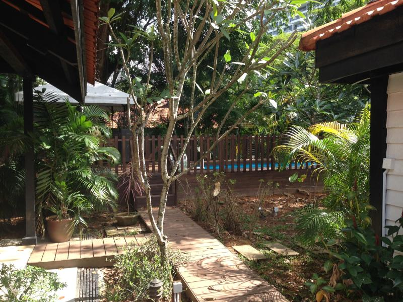 Garden Room Near NUS / One North with Private Pool - Image 1 - Singapore - rentals