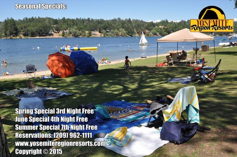 Seasonal Specials. © 2015 All images are copyrighted and are the sole property of Yosemite Region Resorts. - Awesome GameRm Upscale SmlPetOK WIFI 25m>Yosemite - Groveland - rentals