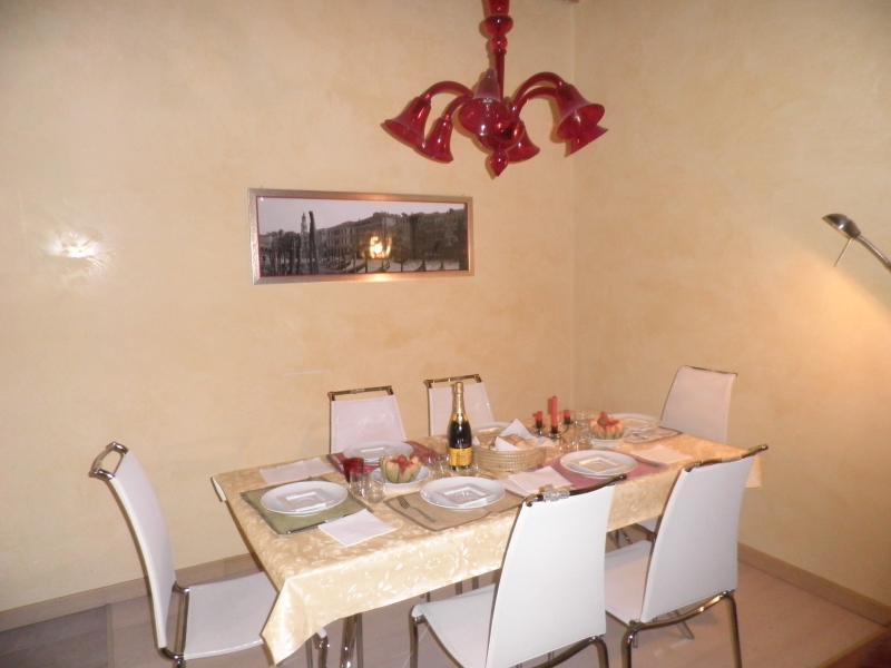 Living room - CA' DELLE MASCHERE (Rialto Bridge) - Venice - rentals
