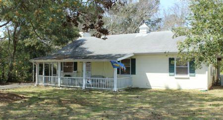 The Sandbox (front) - Bell-y-Flop - formerly The Sandbox - Oak Island - rentals
