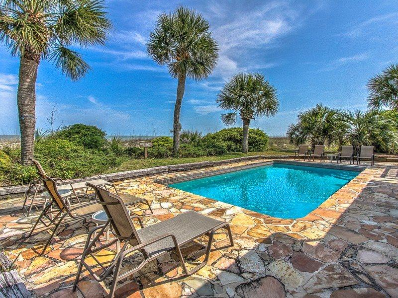 10 Long Boat - Fabulous, 4 bedroom Oceanfront Home in Palmetto Dunes - 10 Long Boat - Hilton Head - rentals