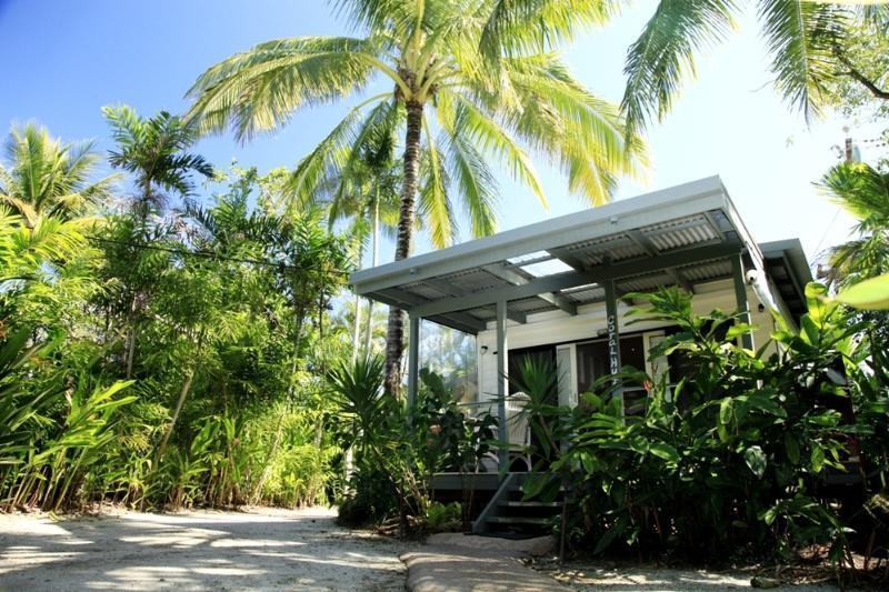 Sejala On The Beach - Coral Hut  - Sejala on the Beach Hut - Coral - Mission Beach - rentals