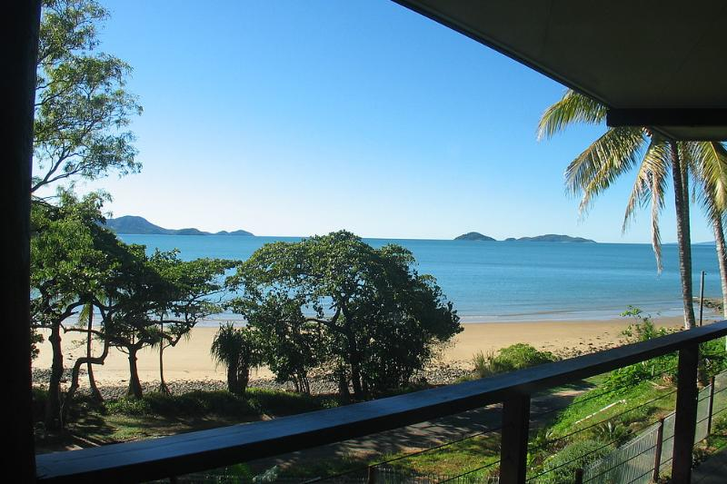 Turquoise Waters - View from Verandah  - Turquoise Waters - Mission Beach - rentals