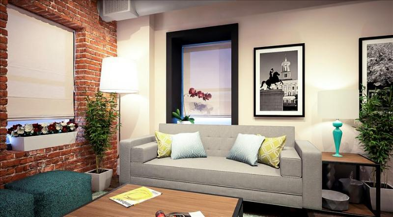 Spectacular Two BR in the HEART of Downtown Nashville! Sleeps 6! Book Now! 2BL2CZA - Image 1 - Nashville - rentals