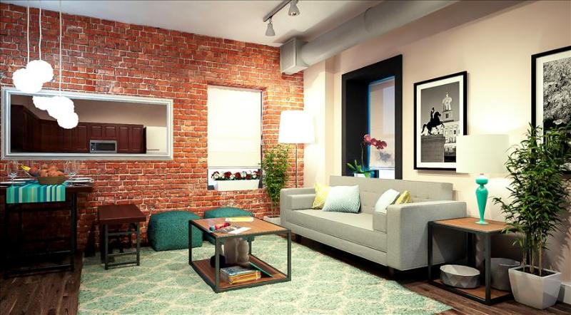 .Amazing Two Bedroom Loft Penthouse. Best Location - Book TODAY! - Image 1 - Nashville - rentals