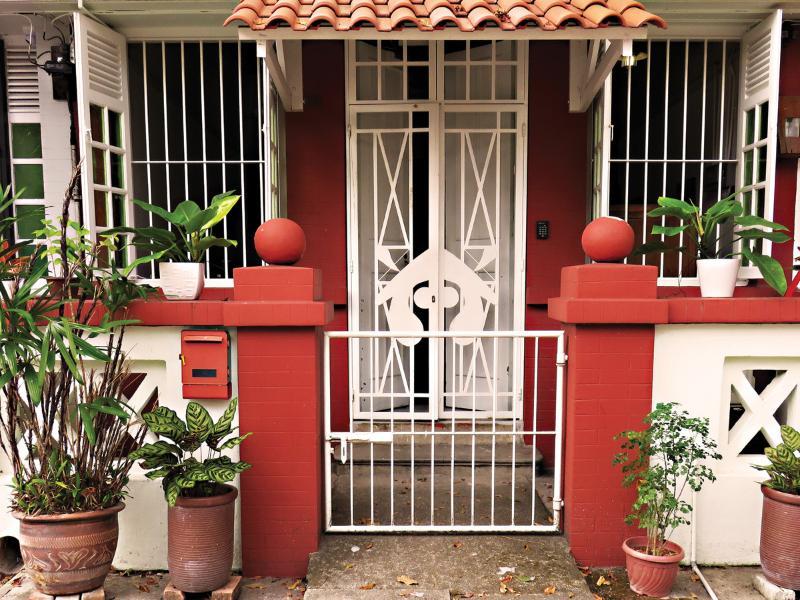 Entrance - Residence Penang - Georgetown - rentals