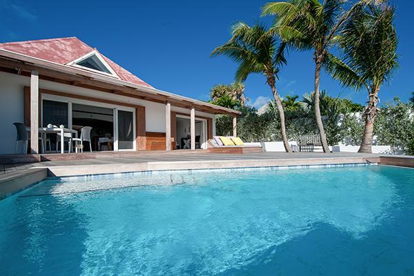 Modern villa facing the ocean, perfect for honeymooners WV BON - Image 1 - Pointe Milou - rentals