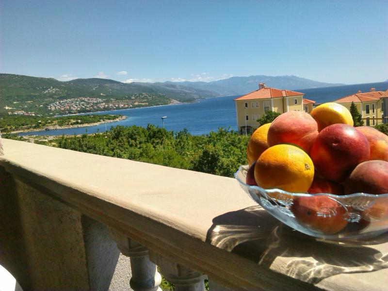 APARTMENT ON ADRIATIC COAST / 2+1 - Image 1 - Croatia - rentals