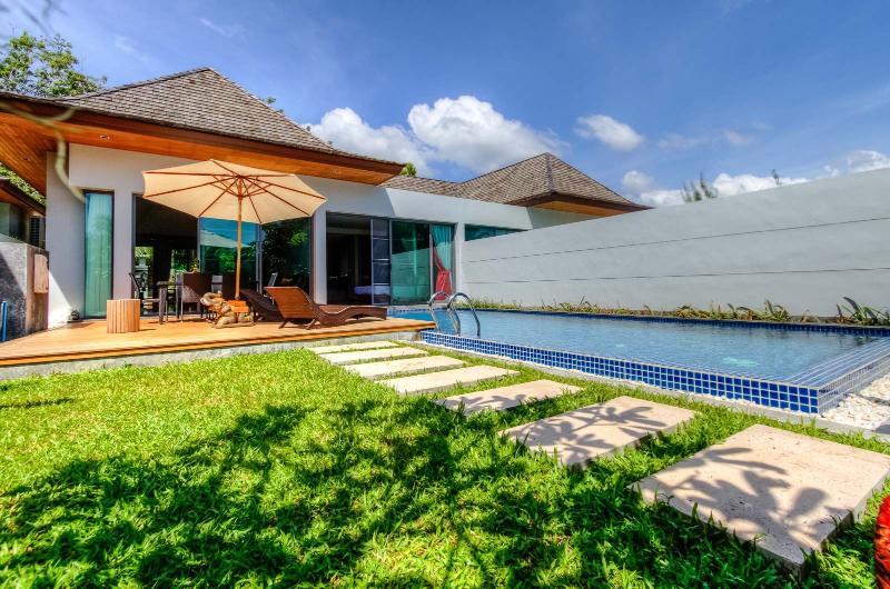 Cozy 2 br Pool Villa in Rawai - Image 1 - Rawai - rentals