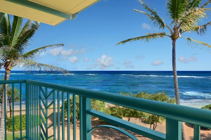 A406 Oceanfront Corner View - Waipouli Beach Resort A406 - Kapaa - rentals