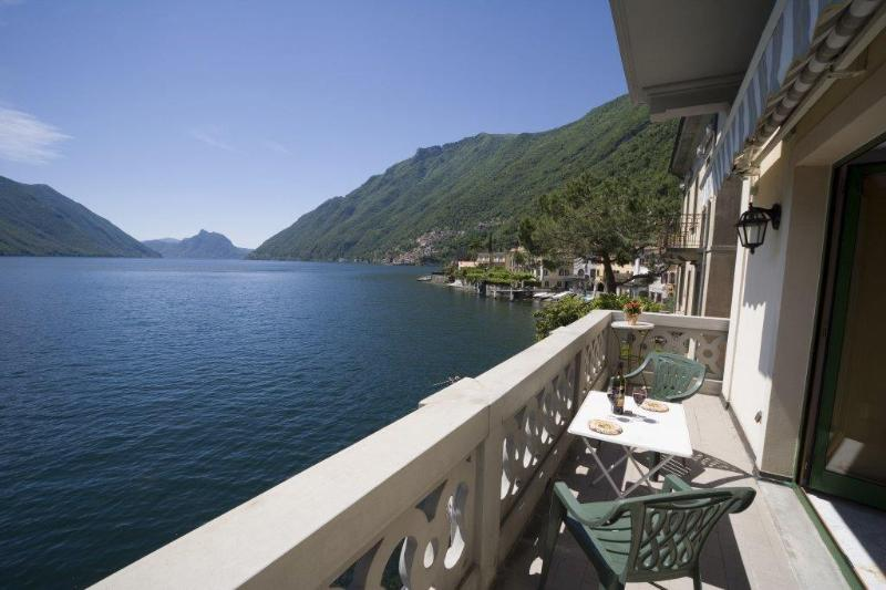 Lake Lugano apartment - Image 1 - San Mamete Valsolda - rentals