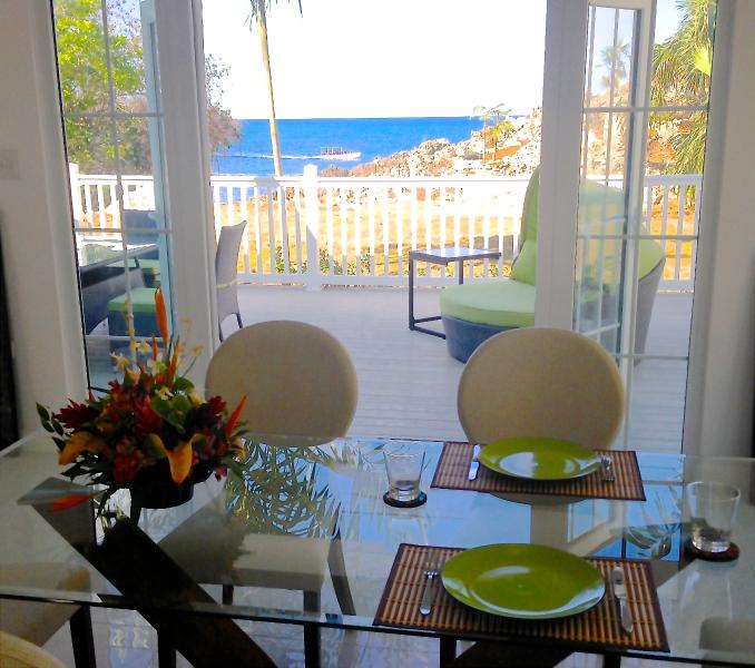 Dining Area - Butterfly House - Negril - rentals