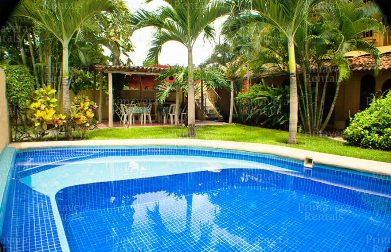 view from pool - Villa La Buena Vida - Sayulita - rentals
