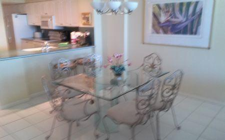Dining room - Somerset 606 - Marco Island - rentals