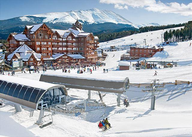 One Ski Hill Place - Luxury Condo, Prime Peak 8 Location - Resort Amenities at One Ski Hill Place! - Breckenridge - rentals