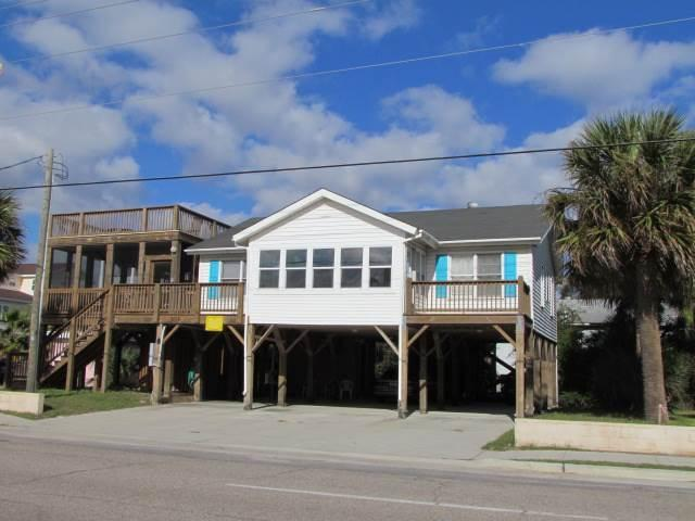 "303 Palmetto Blvd. - ""Sea for Eva"" - Image 1 - Edisto Beach - rentals"