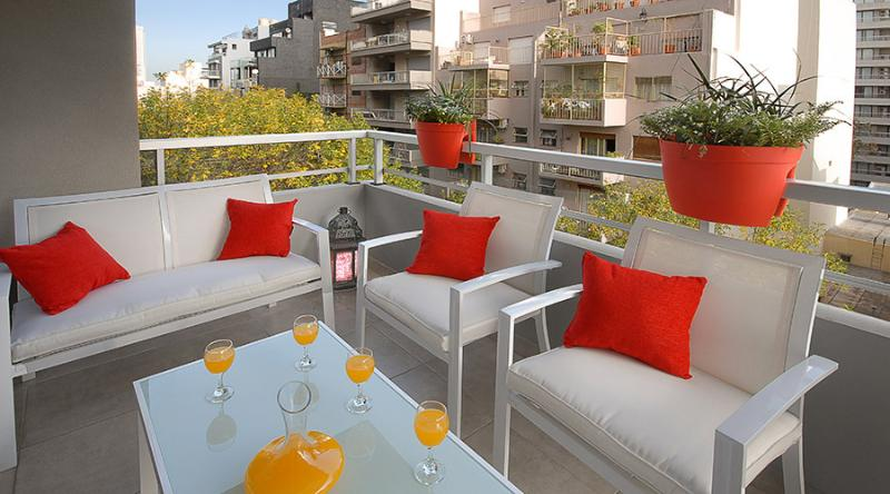 GREAT 2-BEDROOM APARTMENT w/BALCONY & POOL (EP2) - Image 1 - Buenos Aires - rentals