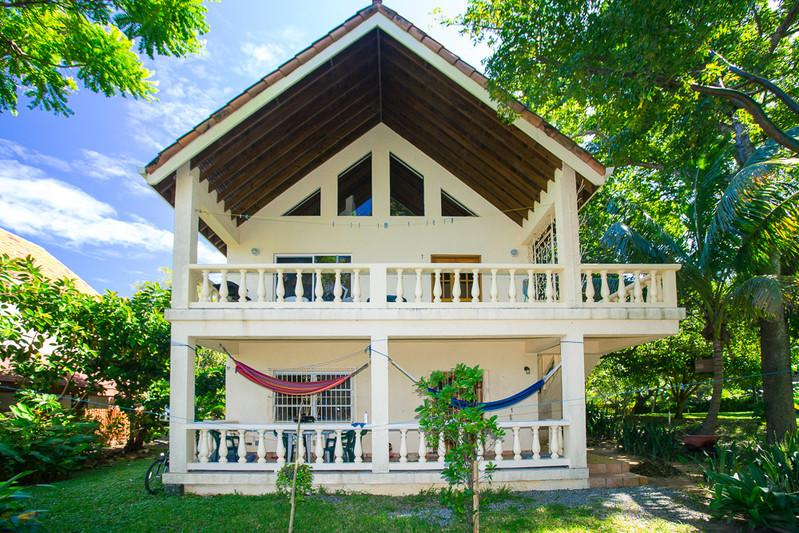 Yellow Flower House Upper - Yellow Flower House Upper - Roatan - rentals