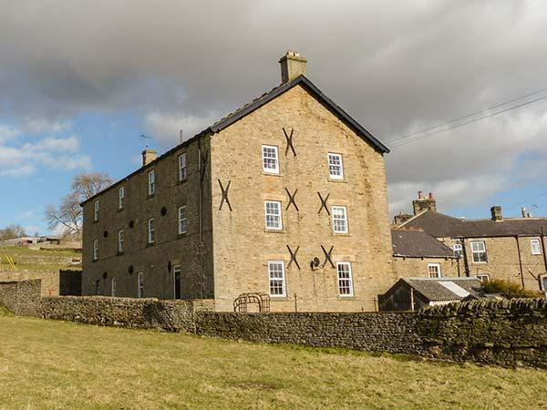 THE GRANARY, ground floor, open plan living area, parking, in Middleton-in-Teesdale, Ref 914806 - Image 1 - Middleton in Teesdale - rentals