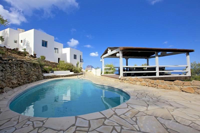 Villa Yoga - Image 1 - Es Cubells - rentals