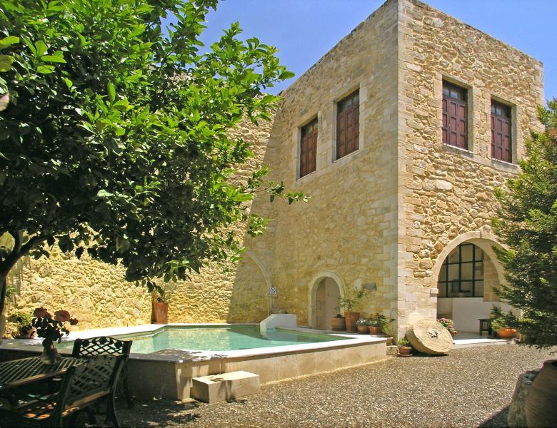 Villa Barozzi - Image 1 - Rethymno - rentals