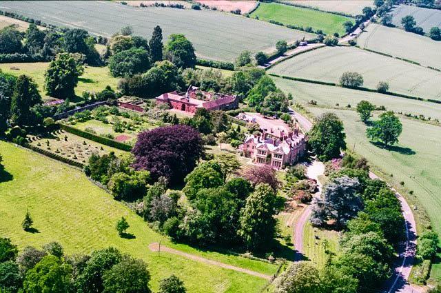 Maltby Hall - Image 1 - Bobbington - rentals
